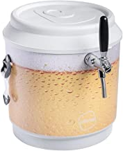 Chopeira a Gelo Lavita cooler 21l - branco beer com serpentina em alumínio - sem torneira