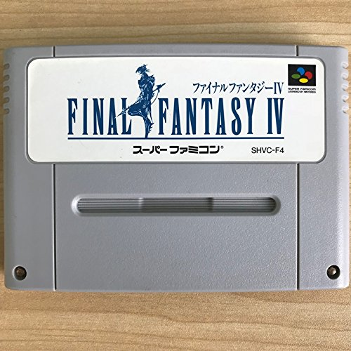 Final Fantasy II for snes super nintendo sfc super famicom