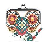 Portamonete Geometrica Testa di elefante Borsa portamonete Pochette Portafoglio Portafogli Borsa Cambio carta Portaoggetti Organizer Mini Chiave di stivaggio Tenuta per Regalo da festa femminile