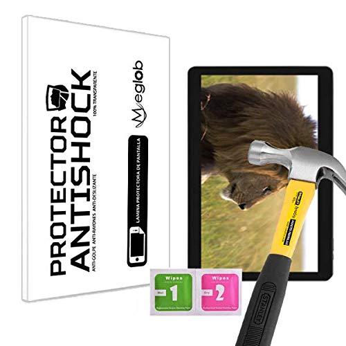 Displayschutzfolie Anti-Shock Kratzfest Bruchsicher Kompatibel mit Tablet Blaupunkt Endeavour 1013