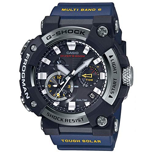 Casio G-Shock Frogman Limited Edition GWF-A1000-1A2DR reloj para hombre