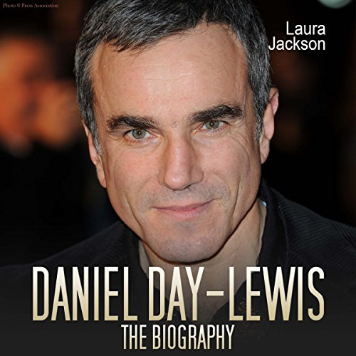 Daniel Day Lewis audiobook cover art