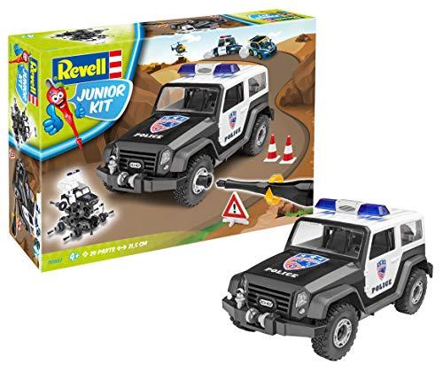 Revell Revell_00807 Polizei Geländewagen Konstruktionsspielzeug