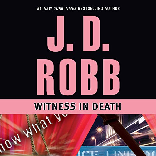 Witness in Death audiobook cover art