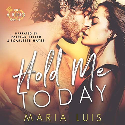 Hold Me Today audiobook cover art