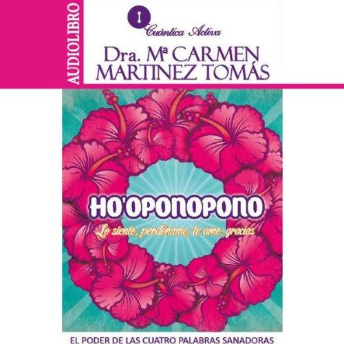 Hooponopono audiobook cover art