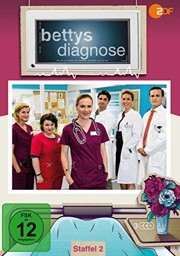 Bettys Diagnose - Staffel 2 (3 DVDs)