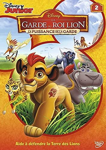 Roi Lion-2-La Puissance de la Garde