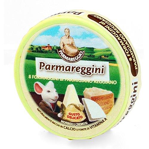 (アルボトレード) ALBO TRADE ミニチュアマグネット チーズ Parmareggio Parmareggini 7642