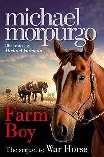 Farm Boy by Morpurgo. Michael ( 2011 ) Paperback