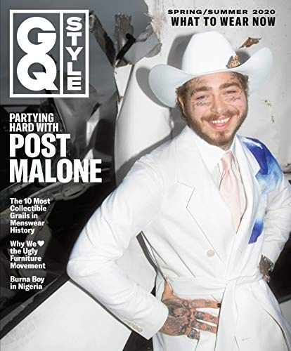 GQ Style Magazine (Spring/Summer, 2020) Post Malone Cover