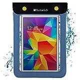 Waterproof Case for 6 - 8.4' Tablets / eReaders- Kindle...