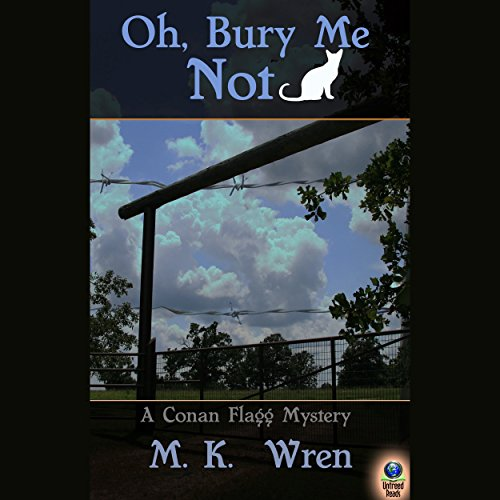 Oh, Bury Me Not cover art