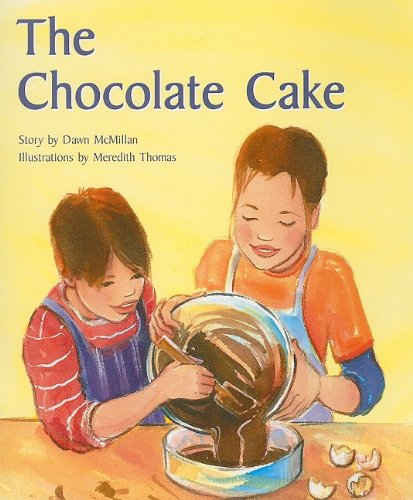 The Chocolate Cake: Individual Student Edition Purple (19-20) (Rigby PM Plus)
