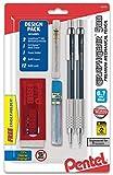 Pentel GraphGear 500 Automatic Pencil Kit,...