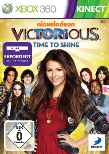 Victorious - Time to Shine (Kinect) - [Edizione: Germania]