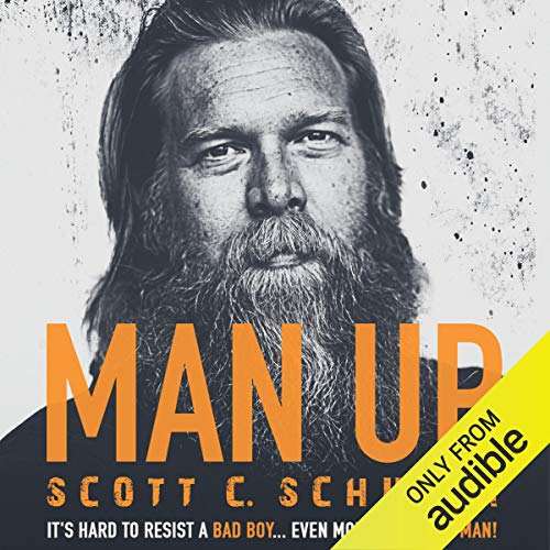 Man Up  By  cover art