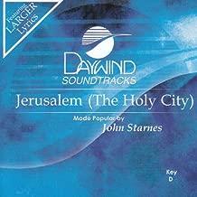 Jerusalem The Holy City  Accompaniment/Performance Track