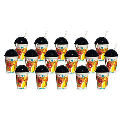 Sale!! Kids Bowling Party 12 oz Reuseable Cups - 16 Pack