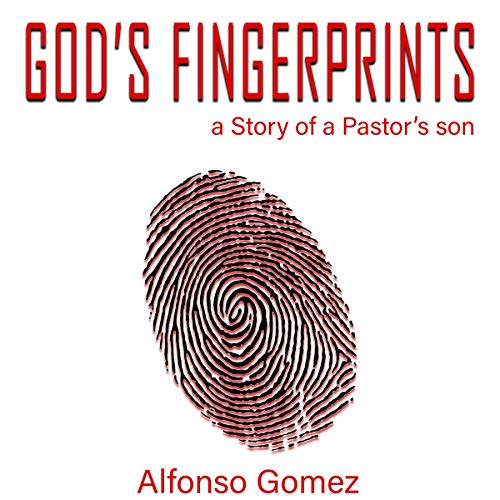 God's Fingerprints: A Story of a Pastor's Son Titelbild