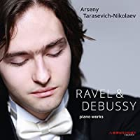 Piano Works by C. Debussy