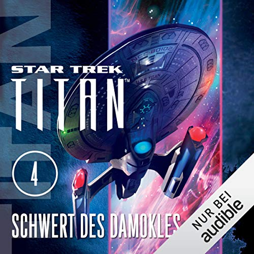 Schwert des Damokles     Star Trek Titan 4              By:                                                                                                                                 Geoffrey Thorne                               Narrated by:                                                                                                                                 Detlef Bierstedt                      Length: 11 hrs and 21 mins     Not rated yet     Overall 0.0