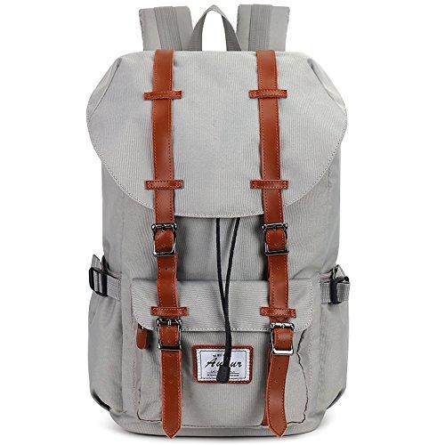 Fresion Multipurpose rugzakken van 2 zijzakken, laptoptas, reizen, rugzak, dagrugzak, schooltas, trekkingrugzakken
