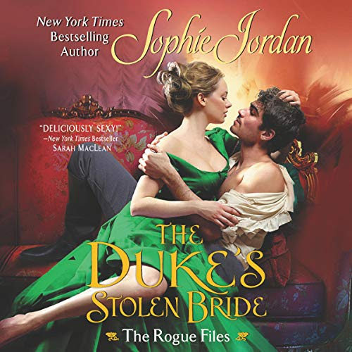 The Duke's Stolen Bride cover art