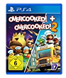 OVERCOOKED + OVERCOOKED 2 - [PlayStation 4]