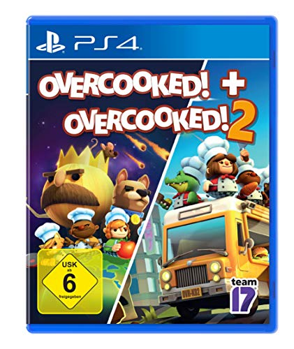 OVERCOOKED + OVERCOOKED 2 - [PlayStation 4]