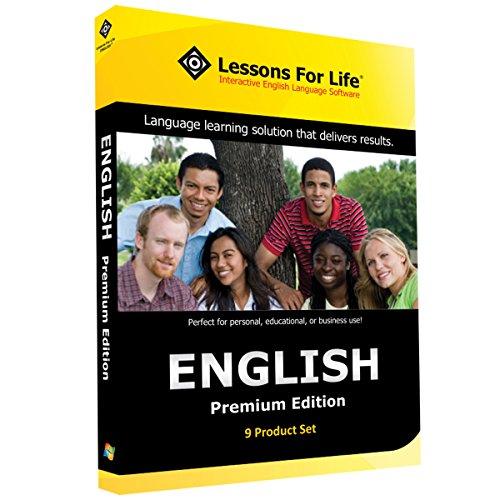 Lessons For Life - Anglais (US) : Edition Premium - (Ensemble de 9 Produits) – (DVD-ROM)