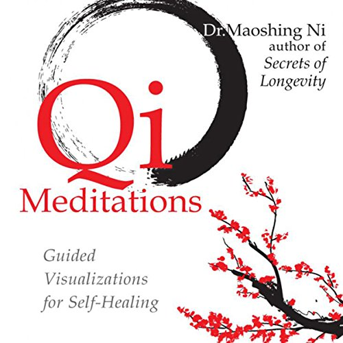 Qi Meditations audiobook cover art