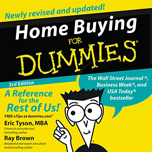 Couverture de Home Buying for Dummies, Third Edition
