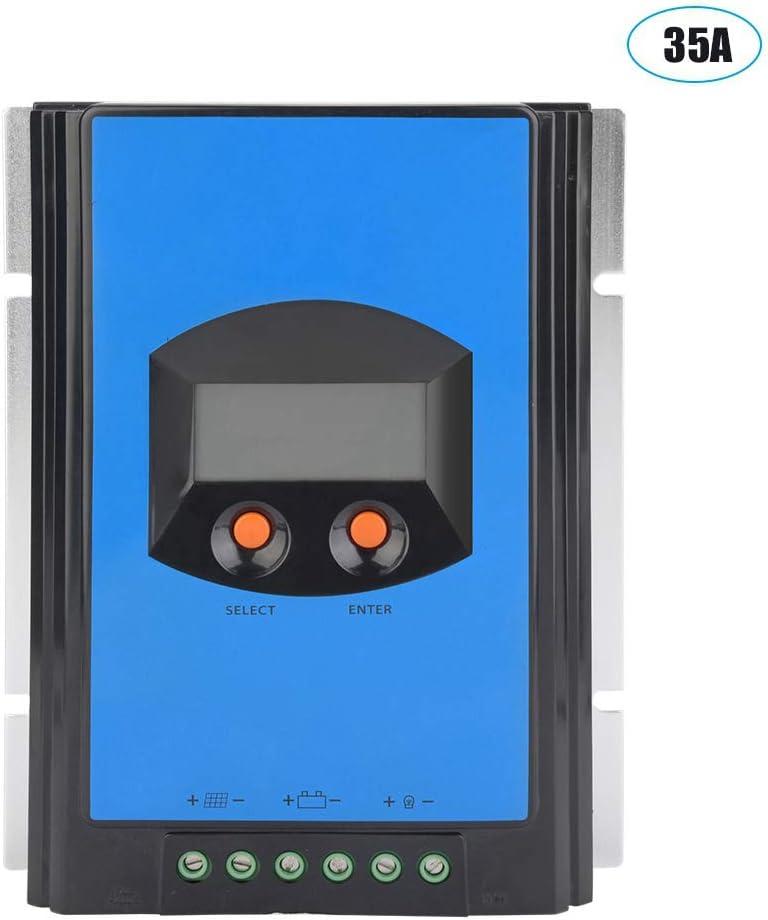 Aramox Solar Charge Controller 12V MPPT Co Max 54% OFF 35A 24V Super-cheap