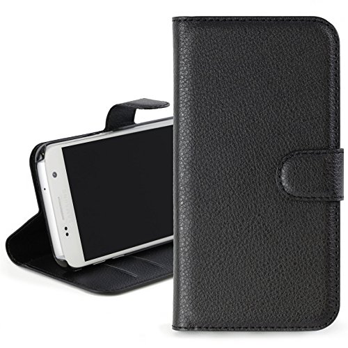 Okuli Executive Leather Wallet Cover Slim Protective Case For Samsung...