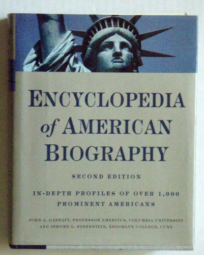 Download Encyclopedia of American Biography: Second Edition 0062700170