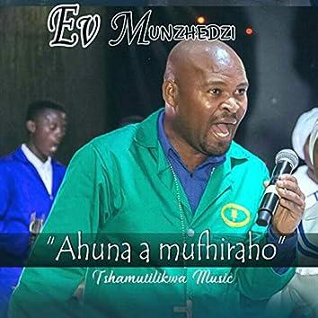 Ahuna a Mufhiraho