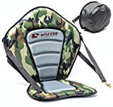 Kayak Seat with Back Support for Sit On Top Kayaks, Paddle Boards and More. Enjoy a More Relaxed...