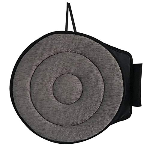 Portable Seat Revolving Degree Rotating Memory Foam Cushion Swivel Mobility Aid Chair Pad For All Car & Seat China Gray