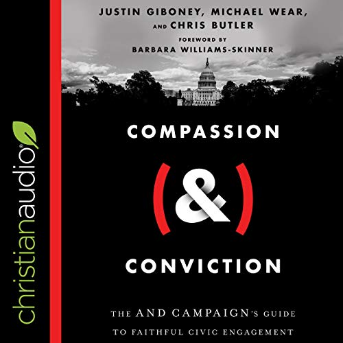 Compassion (&) Conviction  By  cover art