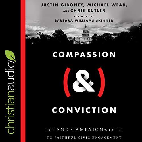 Compassion (&) Conviction cover art