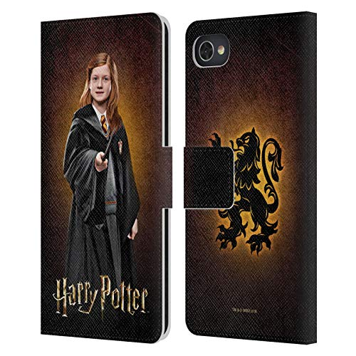 Head Hülle Designs Offizielle Harry Potter Ginny Weasley Chamber of Secrets IV Leder Brieftaschen Handyhülle Hülle Huelle kompatibel mit BlackBerry Motion