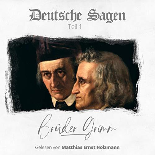 Deutsche Sagen 1 Titelbild