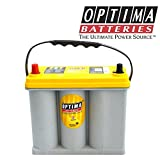 Batería Optima Yellow Top YT S 2.738AH YTS 2.7J