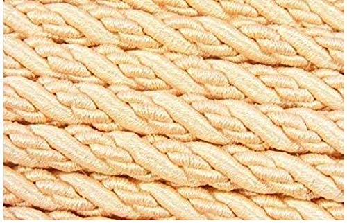 Be-Creative Piping FLANGED Cord Upholstery Cushions Costumes - 2 Meter (Salmon)