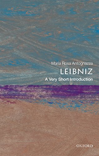 Leibniz: A Very Short Introduction (Very Short Introductions)