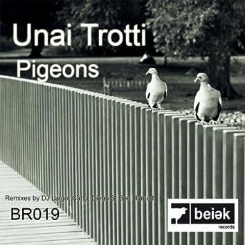Pigeons EP
