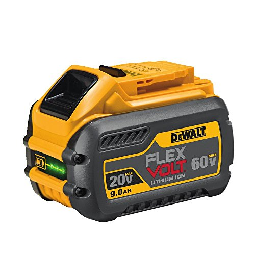 DEWALT DCB609Y 20V/60V Max Flexvolt Lithium 9.0Ah Battery,