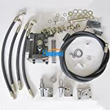 HOLDWELL Conversion Kit Compatible with Hitachi Excavator EX200-2 EX200-3 EX200LC-3 W/English Manual