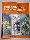 Alpenpflanzen im Lebensarum